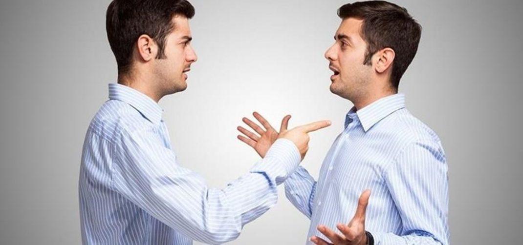 Human talking